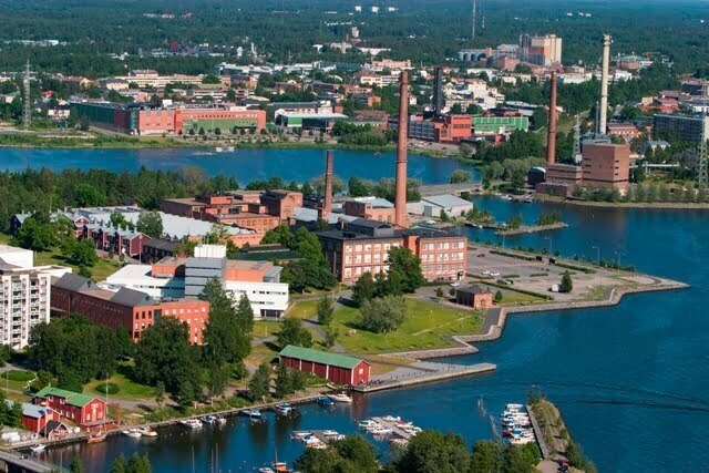 University of VAASA-finland