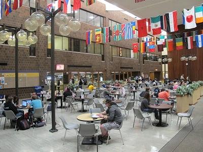 Genesee Community College.