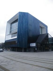 Buckinghamshire New University Gateway building