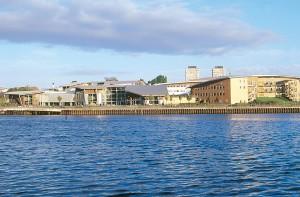 University of Sunderland St peters campus