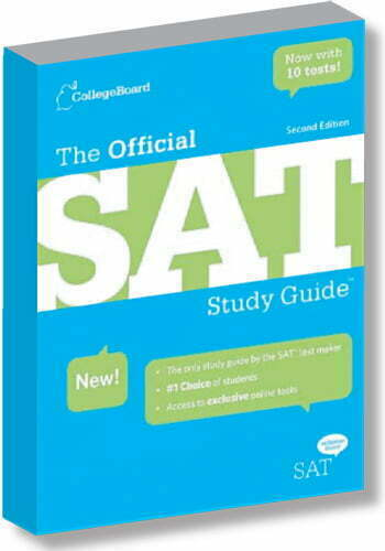 Is the SAT official study guide enough ?