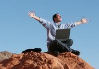 studying-on-laptop-mountain